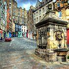Grassmarket - Edinburgh by Paul Thompson Photography