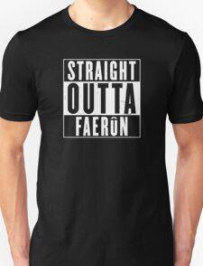Straight Outta Faerun T-Shirt