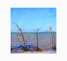 Dead mangroves after a cyclone Unisex T-Shirt