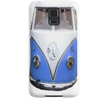 VW Blue iphone Case Samsung Galaxy Case/Skin