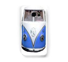 VW Blue iphone Case Samsung Galaxy Case/Skin