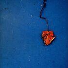 leaf by Inessa Burlak