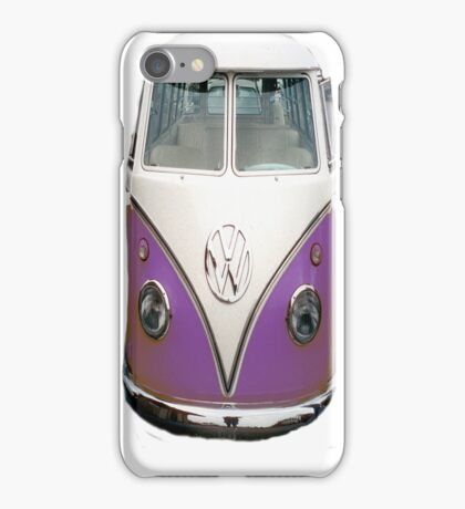 ON SALE!!!!!  VW purple iPhone case iPhone Case/Skin