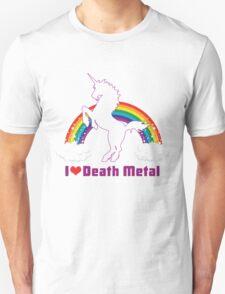 I LOVE DEATH METAL T-Shirt