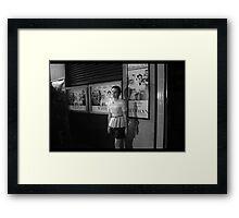 Watson Framed Print