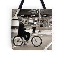 Crosswalk, Candy, Contemplation Tote Bag