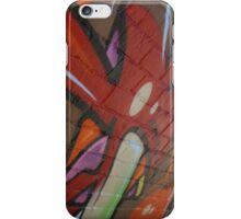 Street Art, Melbourne iPhone Case/Skin