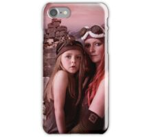 Can we go home iPhone Case/Skin