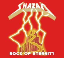 Shazam!  Rock of Eternity by Anthony Pipitone