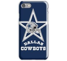 Texas Dallas Cowboys iPhone Case/Skin