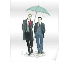 Umbrella Mormor Poster