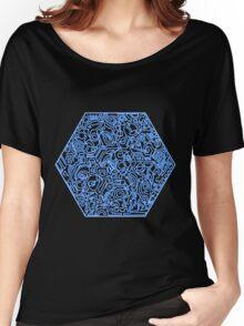 Blau Women's Relaxed Fit T-Shirt