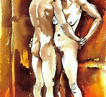 The Lovers by ivDAnu