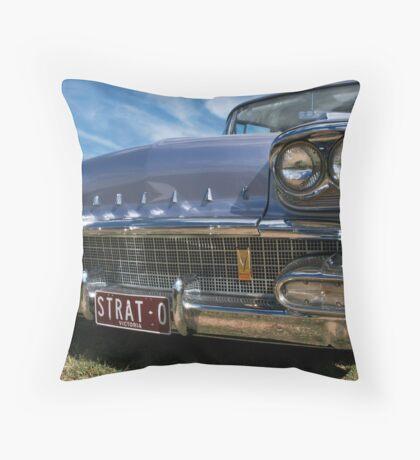 Pontiac Strato Chief Throw Pillow