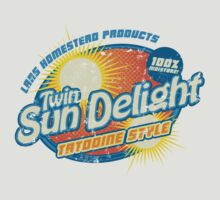 Twin Sun Delight by nikholmes