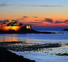 Elizabeth Castle by Mark Bowden
