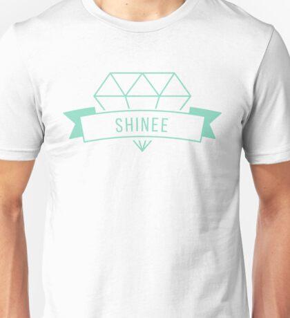SHINee 'Pearl Aqua' Badge Unisex T-Shirt