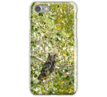 Carcasa iPhone Buho Chico / iPhone case Long-eared Owl iPhone Case/Skin