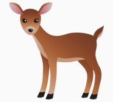 Female Deer One Piece - Long Sleeve