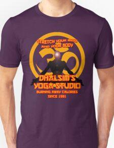 Dhalsims Yoga Studio Unisex T-Shirt