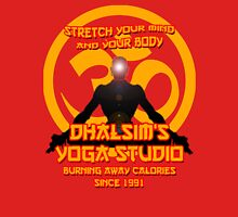 Street Fighter - Dhalsim's Yoga Studio Unisex T-Shirt