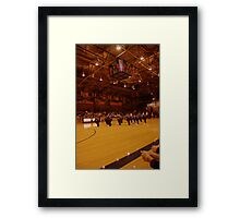 Sterling High School Framed Print