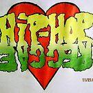 Hip Hop and Reggae by sp0nge