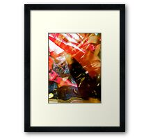 Abstract 1945 Framed Print