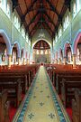 The Cathedral Church of Saints Mary & Joseph • Armidale • New South Wales by William Bullimore