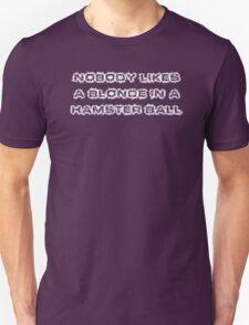 Hamster Ball Unisex T-Shirt