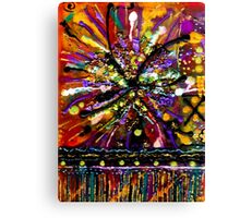 The Twirlers Canvas Print