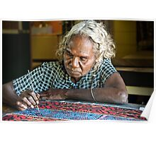 Tiwi Artist Poster