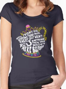 Be Our Guest Women's Fitted Scoop T-Shirt