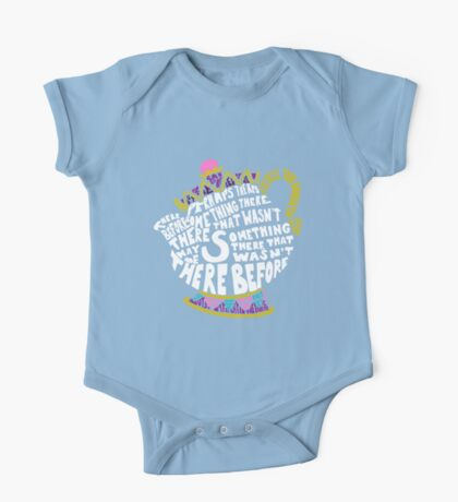 Be Our Guest One Piece - Short Sleeve