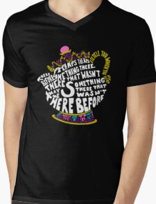 Be Our Guest Mens V-Neck T-Shirt