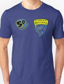 rogers bros 50 states of usa T-Shirt