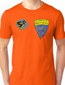 rogers bros 50 states of usa Unisex T-Shirt