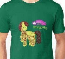OmenCon 2012 - My Little Changeling (artist: Jamie Wills) Unisex T-Shirt