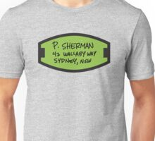 P. Sherman Unisex T-Shirt