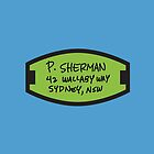 P. Sherman by rebeccaariel
