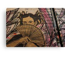 Street art, Hosier Lane, Melbourne Canvas Print
