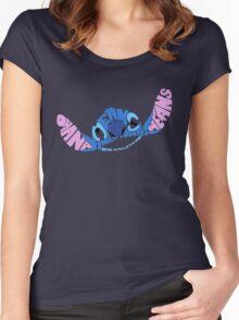Ohana Women's Fitted Scoop T-Shirt