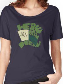 Hatter Women's Relaxed Fit T-Shirt