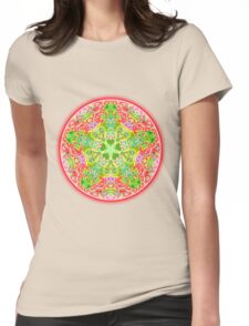 Rosette Womens Fitted T-Shirt