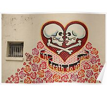 Street art, Austin, Texas Poster