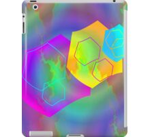 Retro-80s Abstracts Seamless Version iPad Case/Skin