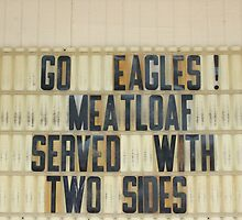 Go Eagles!, Luling, Texas by Rachael Mullins
