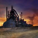 Fire and Steel by Lori Deiter