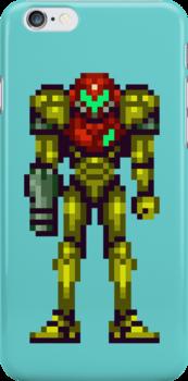 super metroid samus by cadaver138
