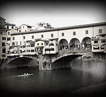 Ponte Vecchio by Sherri Fink